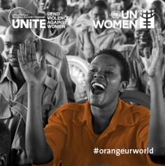 Orange Your World in 16 days