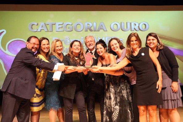08.04.14   Empresas são reconhecidas com Prêmio WEPs Brasil por promoverem a igualdade de gênero/