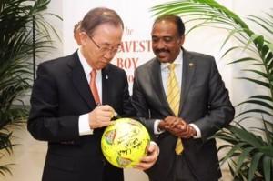 Unaids e parceiros lançam campanha de prevenção à aids durante a Copa/