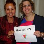 Parlamentares e ativistas feministas apoiam Pequim +20/