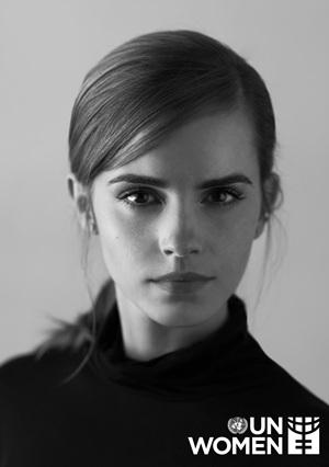 Emma Watson é a nova embaixadora da ONU Mulheres/