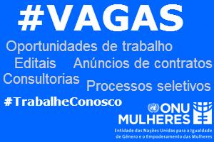 ONU Mulheres seleciona, até 23/11, empresa produtora de vídeo no Rio de Janeiro/