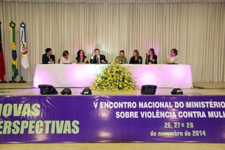 Vulnerabilidades, Direito e Gênero abre o V Encontro Nacional do Ministério Público sobre Violência contra Mulher/