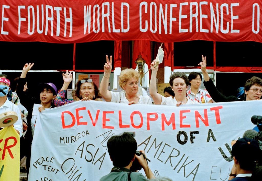 Conferências Mundiais da Mulher/