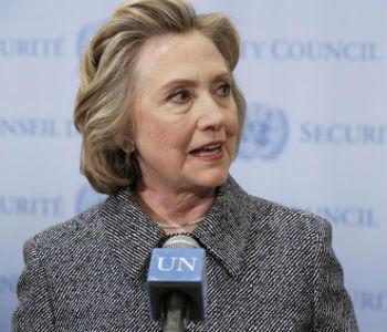 """Na ONU, Hillary Clinton diz que esse é o """"melhor momento para nascer mulher""""/"""
