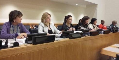 Na Comissão sobre a Situação das Mulheres, Brasil pede foco no futuro/