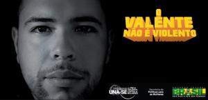 """ONU Mulheres Brasil é finalista do 4º Prêmio Avon de Comunicação com a iniciativa """"O Valente não é violento""""/"""