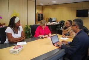 ONU Mulheres e Seppir discutem ações para mulheres negras/