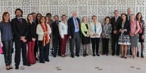 Conselheiros das Nações Unidas visitam Casa da Mulher Brasileira de Brasília/