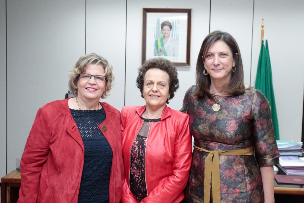 """""""Brasil se destaca nas Américas em políticas para as mulheres"""", diz diretora regional da ONU Mulheres para Américas e Caribe/"""