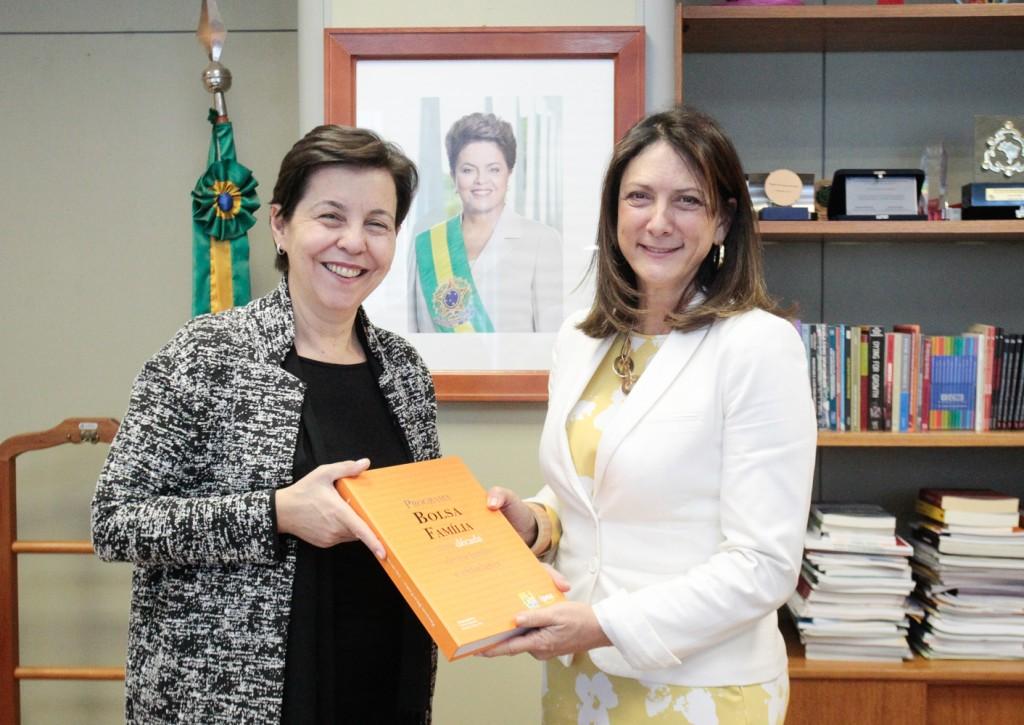 MDS apresenta para ONU Mulheres dados sobre acesso das brasileiras às políticas sociais do governo federal/