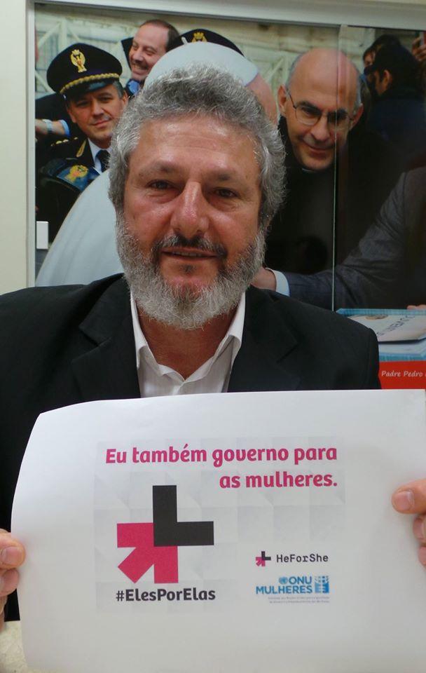 Santa Catarina promove, em 26 de agosto, lançamento do movimento #ElesPorElas/