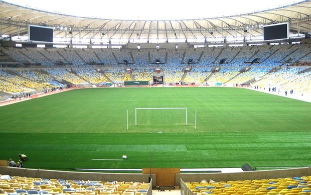 Maracanã recebe refugiados para Futebol das Nações na próxima terça (25)/