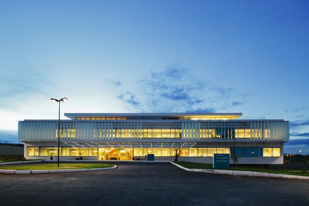 Cerimônia de hasteamento da bandeira dos Objetivos de Desenvolvimento Sustentável acontece em Brasília/