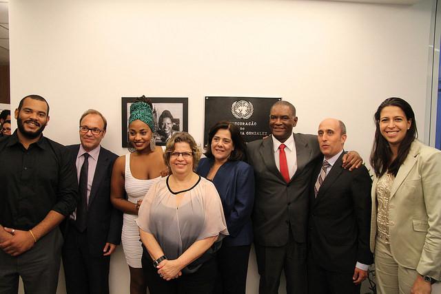 ONU inaugura oficialmente prédio Lélia Gonzalez em Brasília/