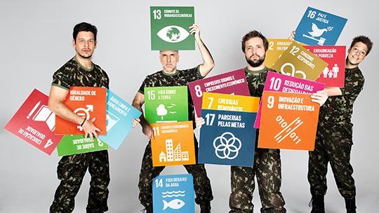 Porta dos Fundos participa de campanha para divulgar os Objetivos Globais da ONU/