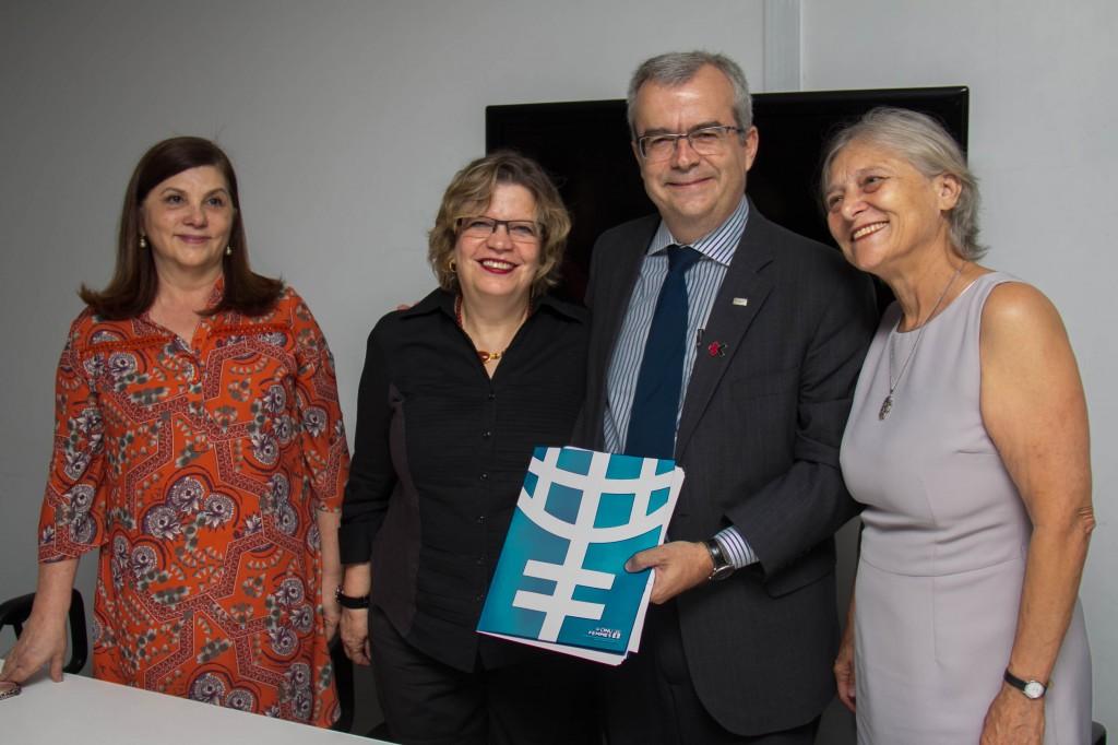 UnB e ONU Mulheres lançam curso de extensão sobre violência contra as mulheres/