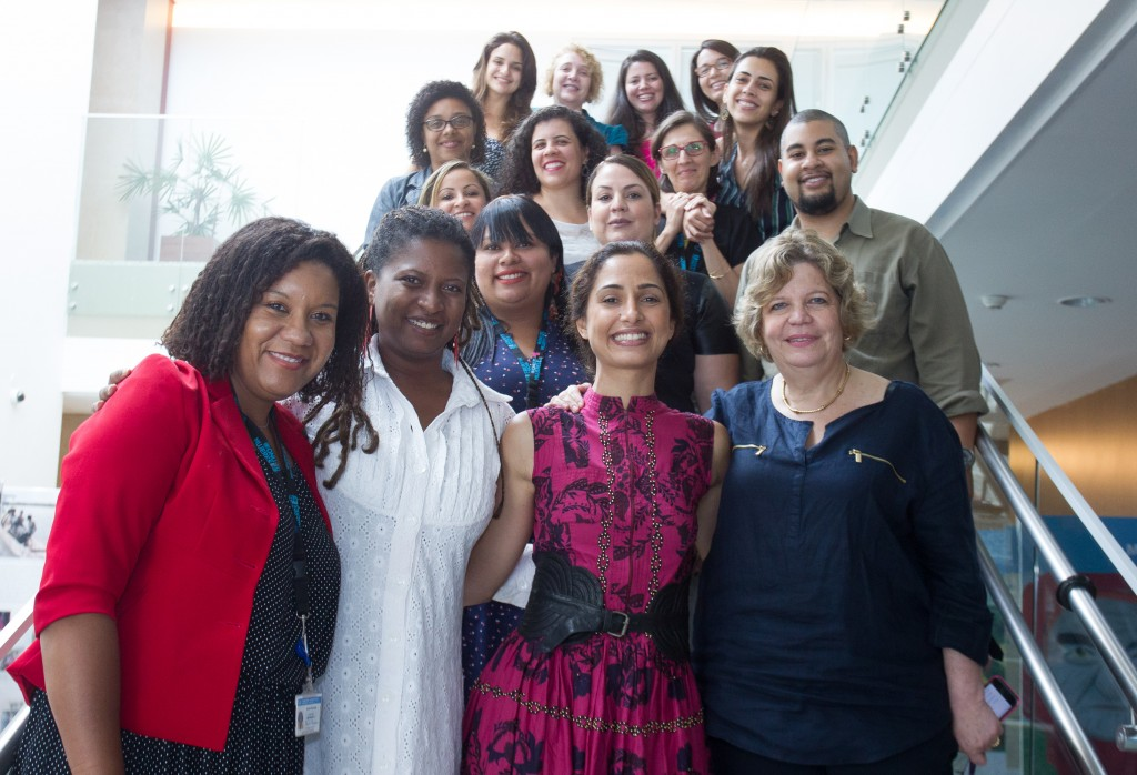 Camila Pitanga é nomeada Embaixadora Nacional da ONU Mulheres Brasil/