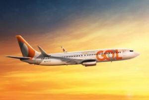 """GOL Linhas Aéreas apoia campanha global da ONU """"Tornar o mundo laranja pelo fim da violência contra as mulheres""""/"""