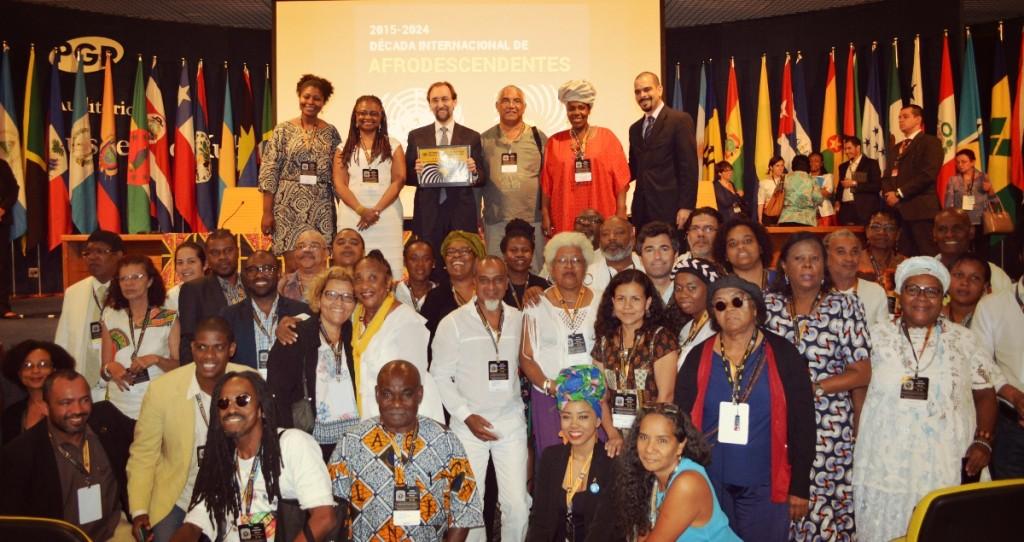 'Temos de dar um passo à frente na luta pelos direitos dos povos afrodescendentes', diz ONU/