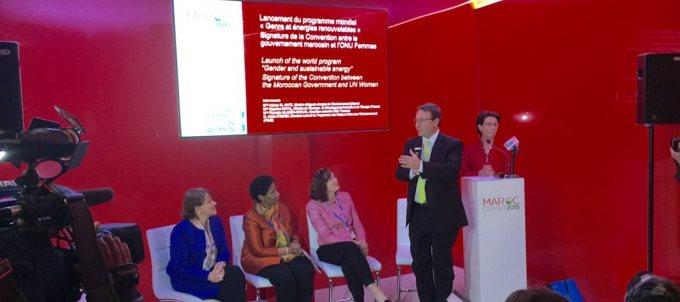 Dia do Gênero é celebrado na COP 21/