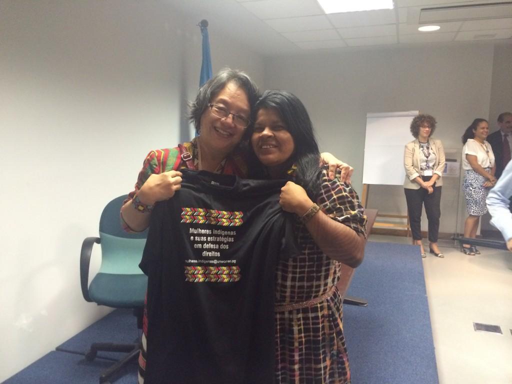 Relatora Especial da ONU sobre os Direitos dos Povos Indígenas recomenda maior documentação dos problemas enfrentados pelas mulheres indígenas do Brasil/