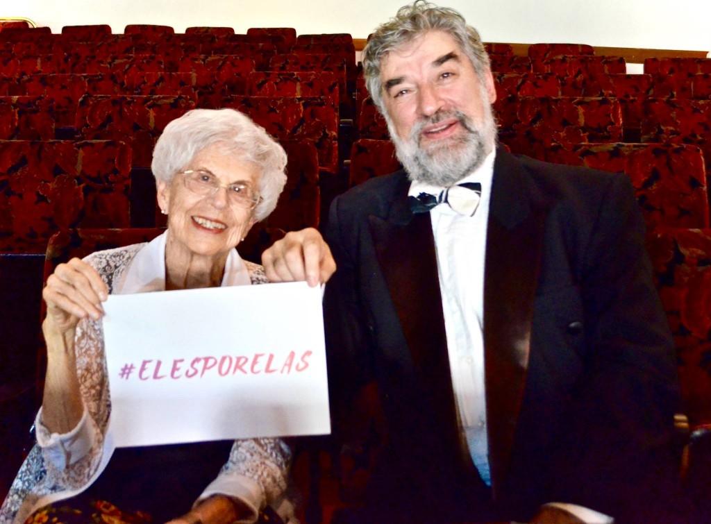 Em Porto Alegre, movimento #ElesPorElas ganha apoio da Orquestra de Câmara Theatro São Pedro em sua nova temporada/