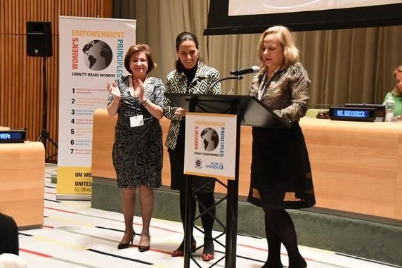 Líderes de empresas brasileiras e globais se reúnem com Estados Membros da ONU e a sociedade civil em evento anual sobre os Princípios de Empoderamento das Mulheres em NY/