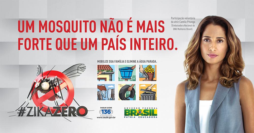 No Dia Mundial da Saúde, ONU e governo brasileiro intensificam ações sobre direitos das mulheres em resposta ao vírus zika/