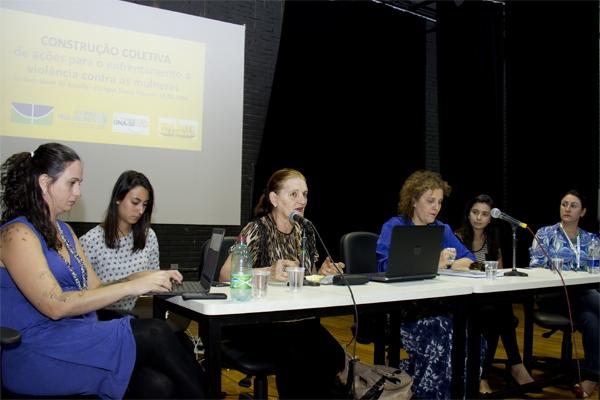 UnB quer instituir ações de enfrentamento à violência contra mulheres/
