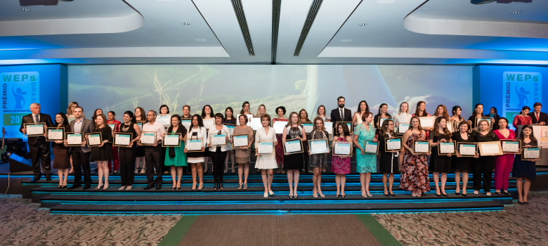 Unilever, Renault e Home Care Cene Hospitallar são ouro do Prêmio WEPs Brasil/