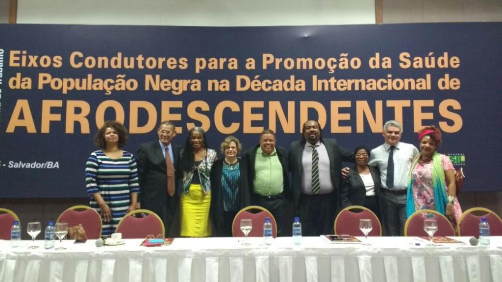 OPAS define estratégias para promover saúde da população negra no Brasil/
