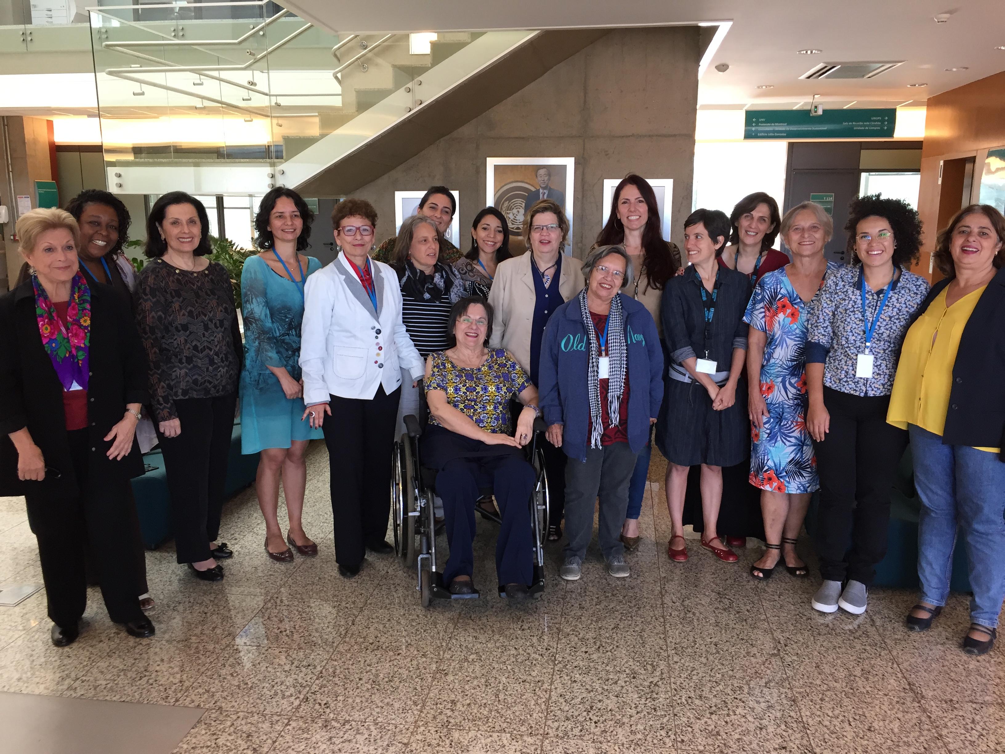 Instituto Maria da Penha, Consórcio de ONGs Feministas e ONU Mulheres fazem avaliação dos dez anos da Lei Maria Penha/