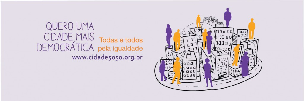 75% da população quer prioridade para políticas de promoção da igualdade de gênero nas cidades/