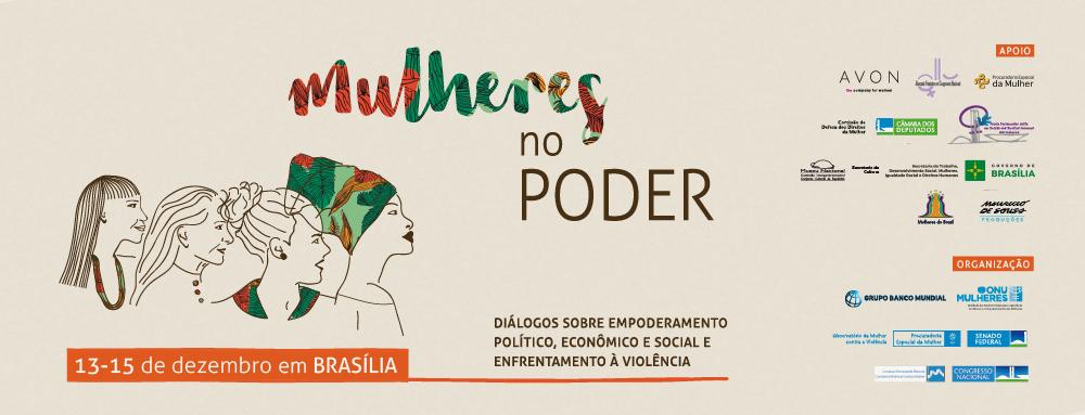 Seminário propõe pauta de interesse das mulheres ao Congresso Nacional em 2017/