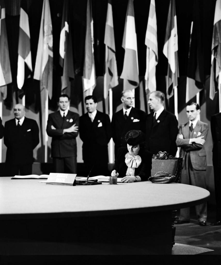 Exposição lembra papel das mulheres na história da ONU/