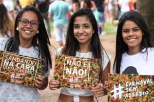 No carnaval, ONU Mulheres faz campanhas pelos direitos das mulheres e apoia ações em Salvador, Rio de Janeiro e São Paulo/