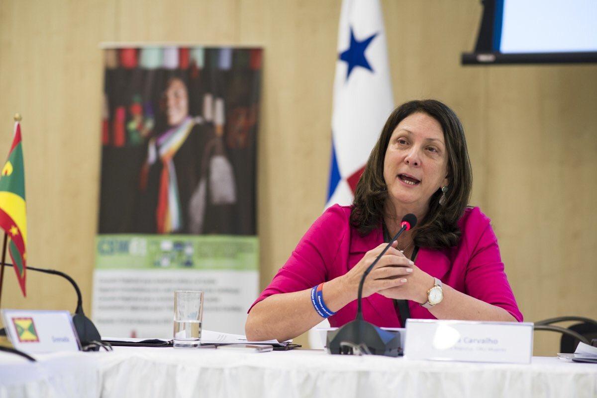 """Artigo: """"Diante de um ambiente econômico incerto, empoderar as mulheres no trabalho é a chave"""", afirma diretora regional da ONU Mulheres Américas e Caribe/"""