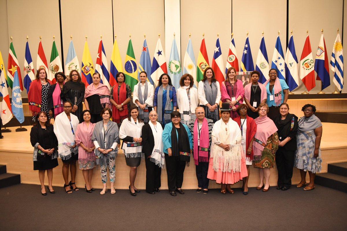Vice presidenta do Panamá inaugura consulta regional da América Latina e Caribe sobre a #CSW61/