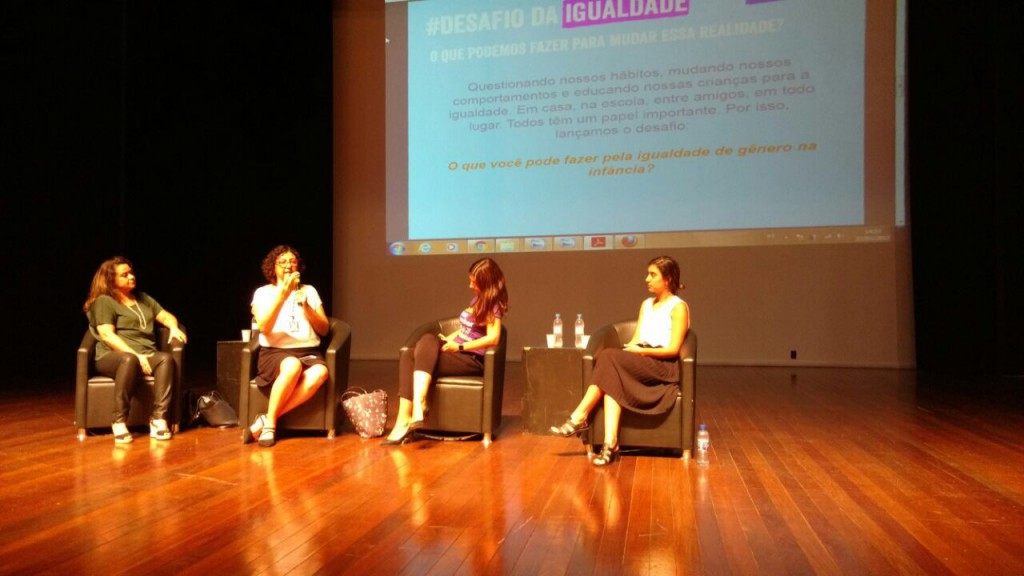 Seminário Escola de Desprincesamento, promovido pela Assembleia Legislativa do RS