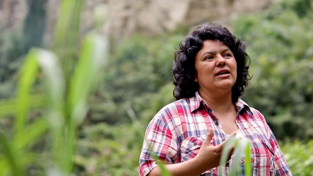 Berta Cáceres, ativista assassinada em Honduras, recebe homenagem póstuma da ONU/