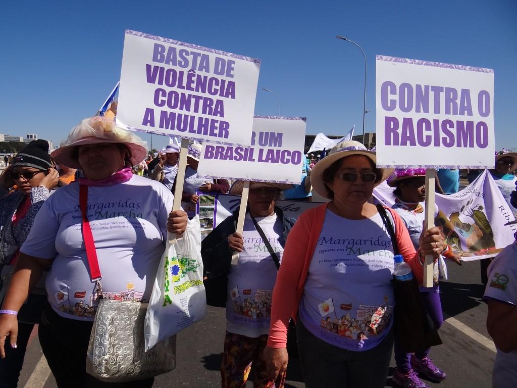 Em Moçambique, mulheres rurais de Países de Língua Portuguesa fortalecem articulação internacional para igualdade de gênero no campo/