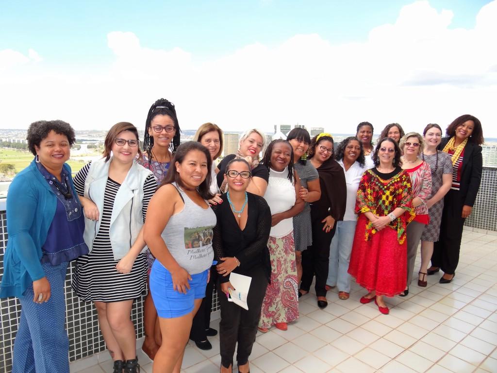 Grupo Assessor da Sociedade Civil da ONU Mulheres se reúne em Brasília/
