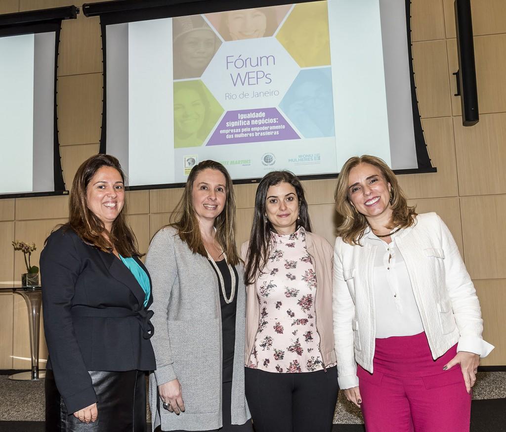 1º Fórum WEPs no Rio de Janeiro traz panorama de desafios e soluções para empoderamento das mulheres no setor privado/principios de empoderamento das mulheres noticias direitosdasmulheres