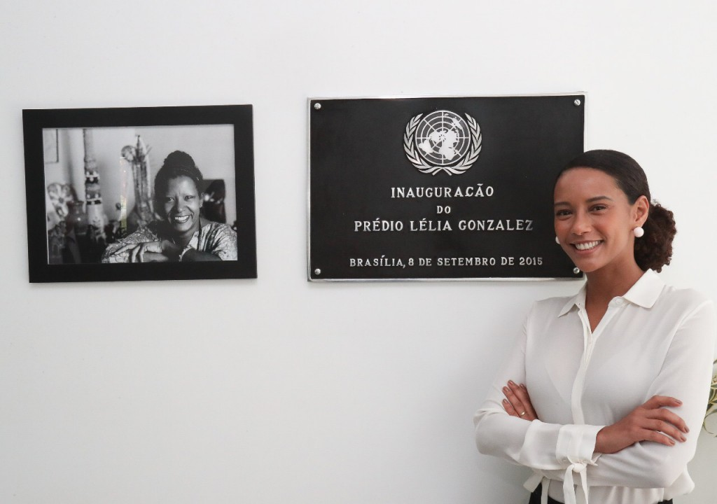 Taís Araújo   Defensora dos Direitos das Mulheres Negras da ONU Mulheres Brasil/