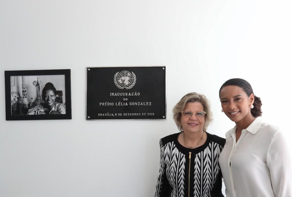 Nota pública em solidariedade à Taís Araújo, defensora dos Direitos das Mulheres Negras da ONU Mulheres Brasil, e contra o racismo na internet/planeta 50 50 noticias decada afro