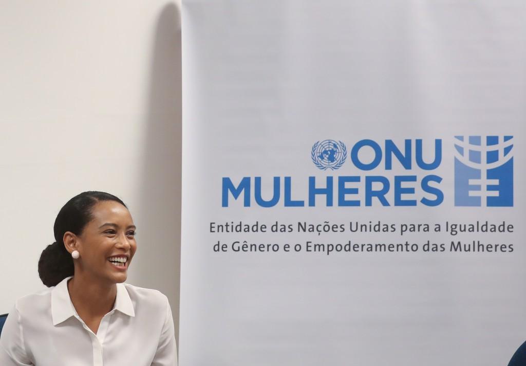 Taís Araújo   Defensora dos Direitos das Mulheres Negras/