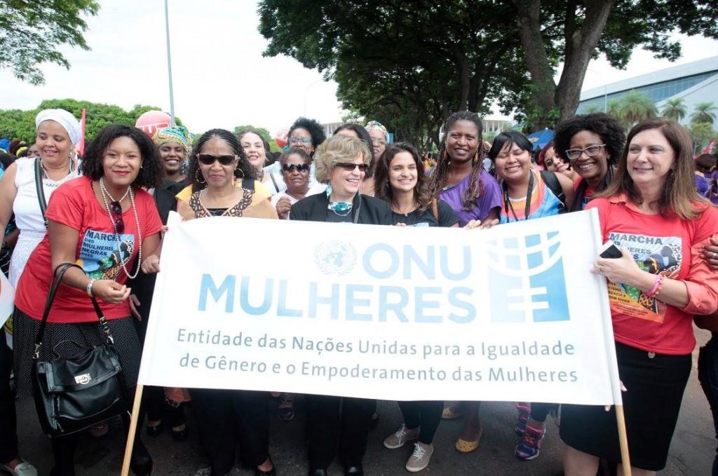 ONU Mulheres e movimento de mulheres negras discutem ações para a Agenda 2030 e a Década Internacional de Afrodescendentes/onu mulheres ods noticias mulheres negras igualdade de genero direitosdasmulheres decada afro