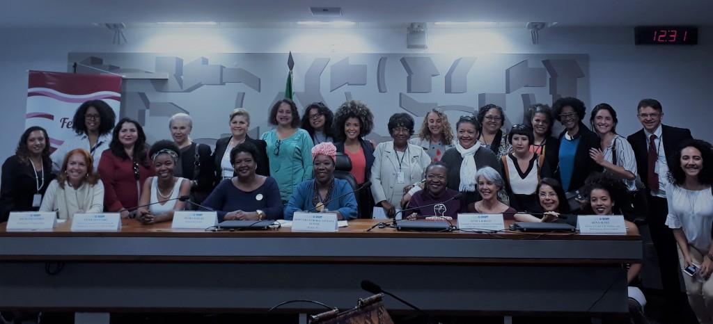 Em audiência pública no Senado, ONU Mulheres destaca as principais ações com foco nas afro brasileiras/noticias direitosdasmulheres