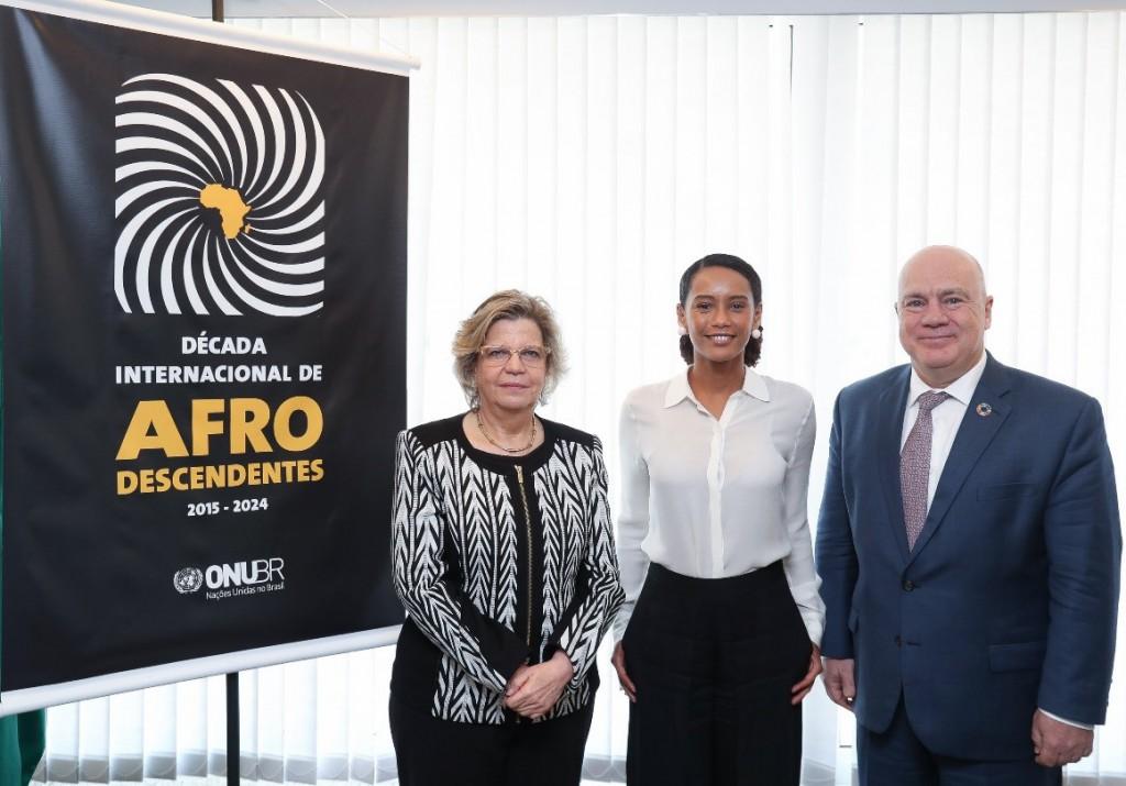 Grupo Temático de Gênero, Raça e Etnia da ONU discute situação das mulheres negras no Brasil/